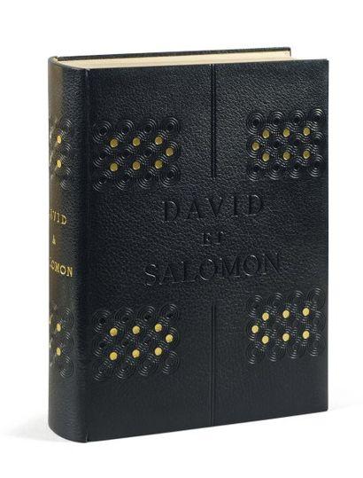 David et Salomon. Traduction de Lemaistre...