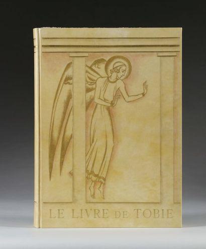 Le Livre de Tobie. Traduit sur la Vulgate...