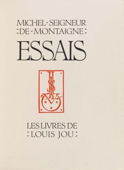MONTAIGNE (Michel de).