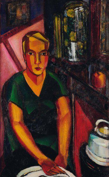 JEAN VERVISCH (1896-1977)