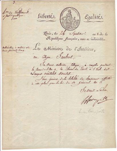 BONAPARTE Lucien (1775-1840)