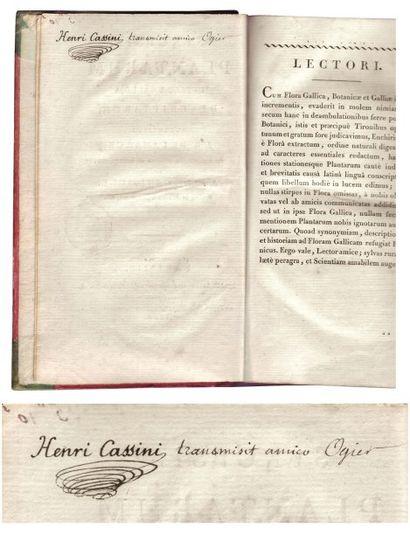 CASSINI Henri (1781-1832)