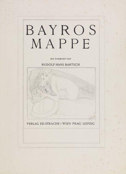 BAYROS FRANZ VON (1866-1924)