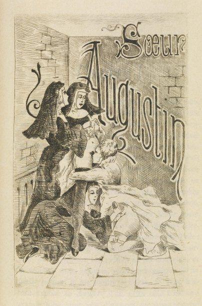 Les Nonnes lubriques ou Histoires amoureuses...