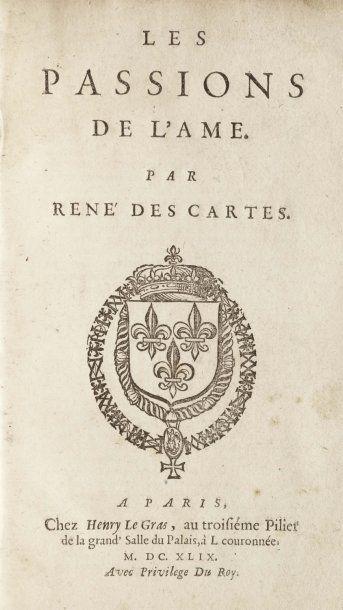 DESCARTES, René.