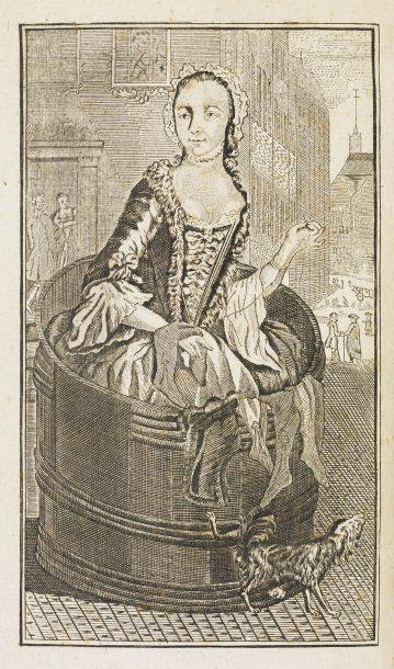 [FOUGERET DE MONTBRON, Louis-Charles (c.1704 - 1761)]