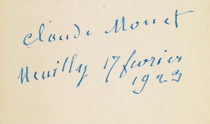 MONET CLAUDE (1840-1926)