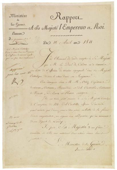 NAPOLÉON Ier BONAPARTE (1769-1821)