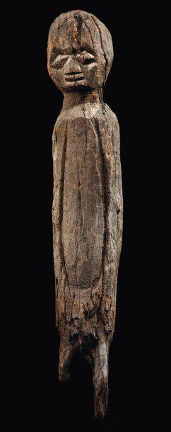 BOTCHIO, FON Bénin Bois H_96 cm Botchio légèrement...