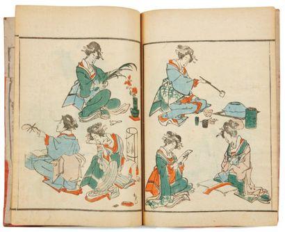 Bokusen Maki dit Gekkôtei (1775-1824)