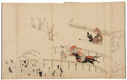 Divers artistes : Sôshin Yamagata, Kiyomitsu...
