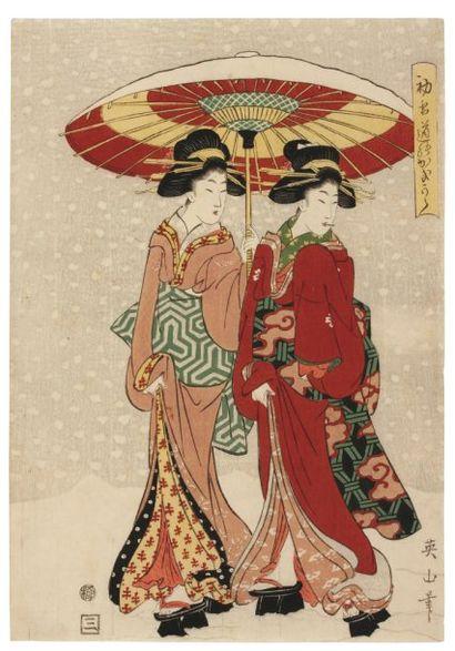 Eizan kikugawa (1787-1867)