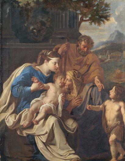 ECOLE FRANCAISE DU XVIIe SIÈCLE, ATELIER DE NOËL COYPEL