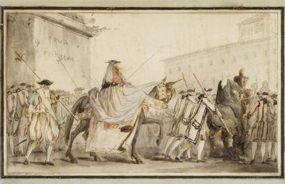 CHARLES MONNET (PARIS 1732-APRÈS 1808)