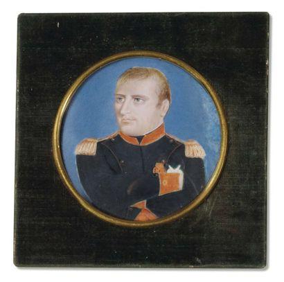 ECOLE FRANÇAISE VERS 1800.