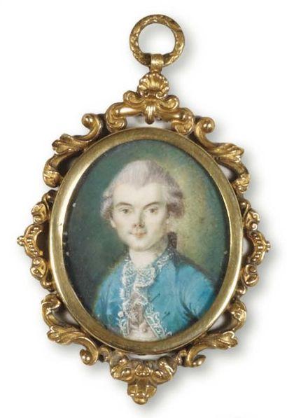 ECOLE FRANÇAISE VERS 1770.