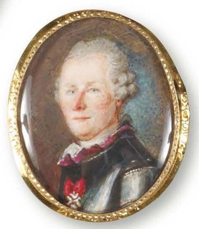 ECOLE FRANÇAISE VERS 1750.