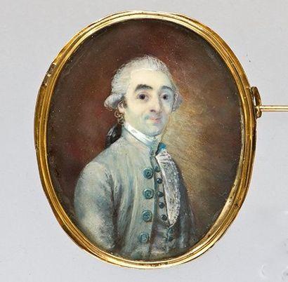 ECOLE FRANÇAISE VERS 1780.