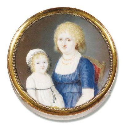 NICOLAS PINET (ECOLE FRANÇAISE DE LA FIN DU XVIIIe siècle).
