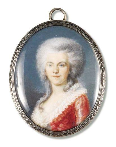 ECOLE FRANÇAISE VERS 1780