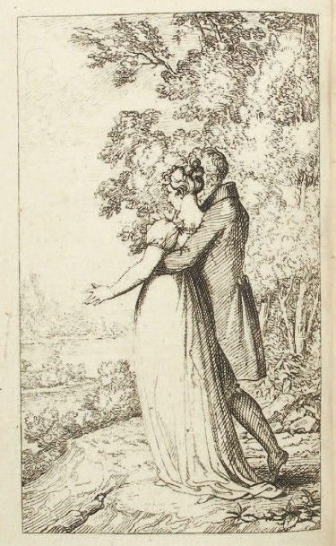 [DENON, Dominique-Vivant, baron.] Point de lendemain, conte. Paris, Imprimerie de...