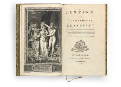 [SADE, Donatien Alphonse François, marquis de.]