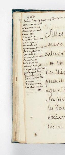 SADE, Donatien Alphonse François, marquis de Histoire secrète d'Isabelle de Bavière...