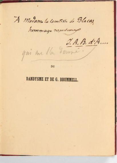 BARBEY D'AUREVILLY, Jules