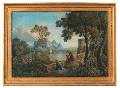 Louis François CASSAS (1756-1827)