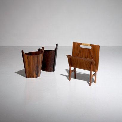 AKSEL BENDER MADSEN (1916-2000) & EJNER LARSEN (1917-1987) Danemark