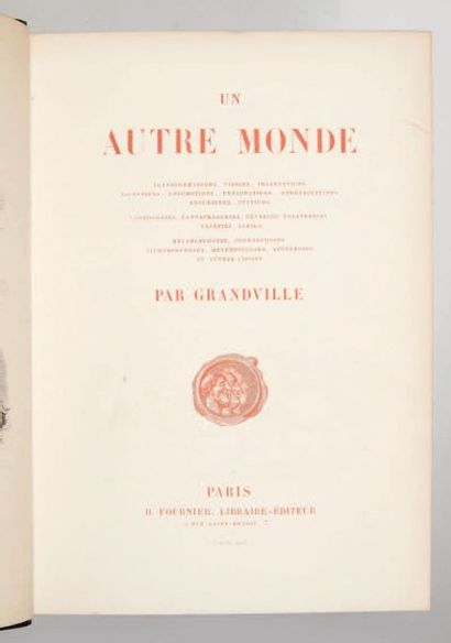 GRANDVILLE (J.J.) [et Taxile DELORD]