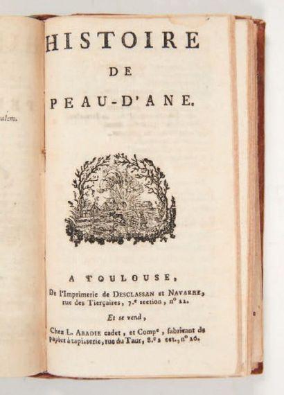 [CONTES DE FÉES]. [MURAT (Henriette-Julie de Castelnau, comtesse de)]. Les Nouveaux...