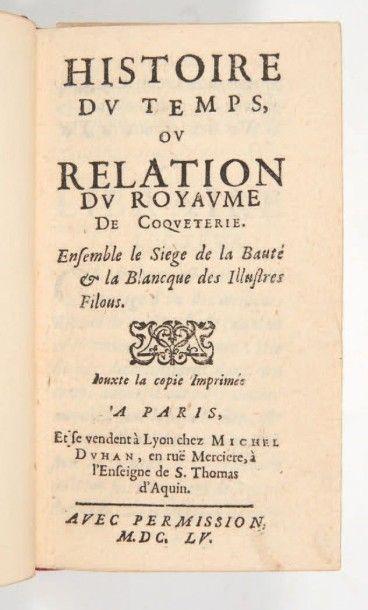 [AUBIGNAC (François Hédelin, abbé d')]