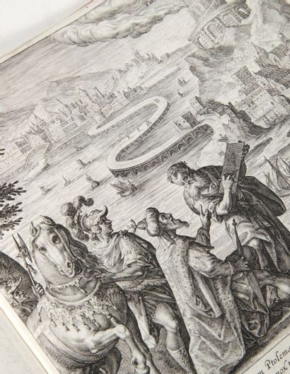 DE VOS (Martin) [Les Sept Merveilles du monde]. Sans lieu ni date [Utrecht, Crispin...