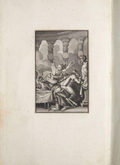 [GERVAISE DE LA TOUCHE (Jean-Charles)] Mémoires de Saturnin, écrits par lui-même,...