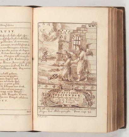 GREGORI (Johann) Goddelyke en heylige Wenschen, getrocke uyt de Heilyge H. Oudt Vaeders...
