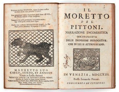 PITTONI (Giovanni Battista)