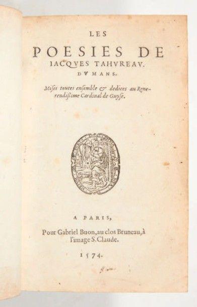TAHUREAU (Jacques)