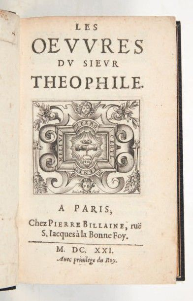 VIAU (Théophile de)