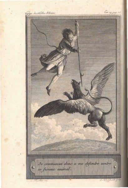 Voyages imaginaires, Songes, Visions, et...