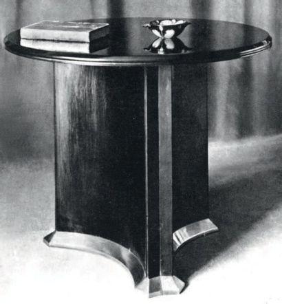 DOMINIQUE ANDRÉ DOMIN (1883-1962) & MARCEL GENEVRIÈRE (1885-1967) France Table de...