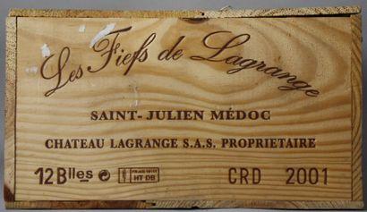 12 Bouteilles LES FIEFS DE LAGRANGE - St....