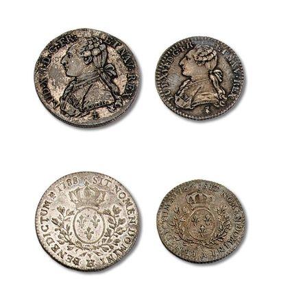 Monnaies françaises 25 MONNAIES ROYALES EN...