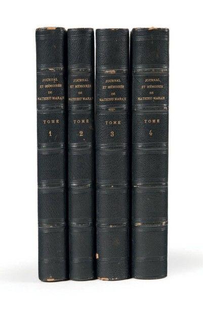 [ANCIEN RÉGIME]. Ensemble de 7 ouvrages....
