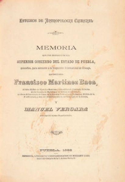 BACA (Francisco Martinez) - (Manuel) VERGARA