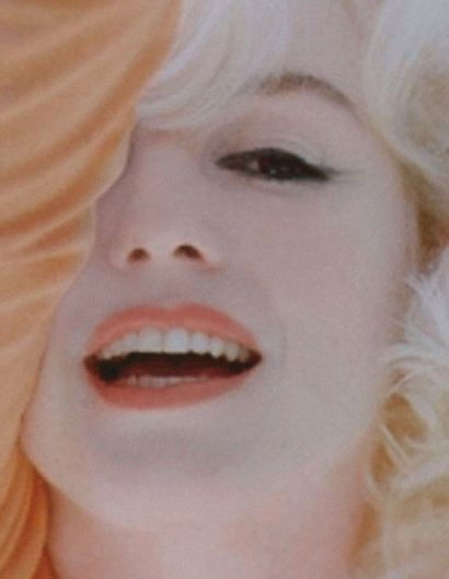 WILLY RIZZO (1928-2013) Marilyn Monroe, Beverly Hills, 1962 Tirage argentique couleur...