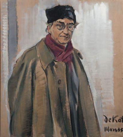 Anne-Pierre De Kat (1881-1968)