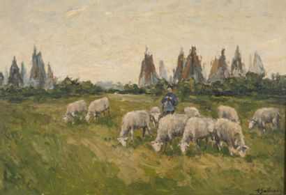 Jean Baptiste Antoine GUILLEMET (1843-1918)