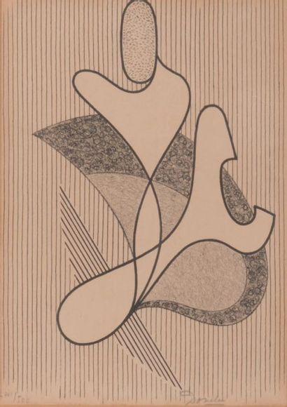CÉSAR DOMELLA (1900-1992)