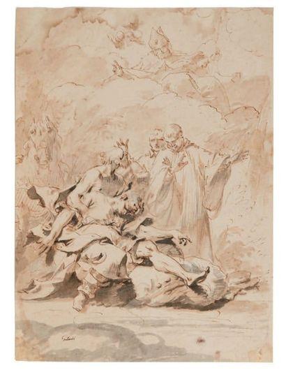 SEBASTIANO GALEOTTI (FLORENCE 1675-MONDOVÌ 1741)